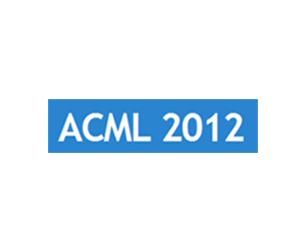 ACML 2012